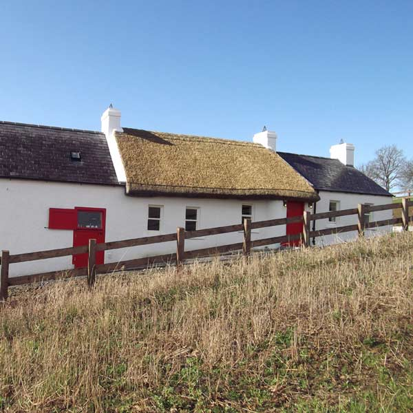 Restoration of Boyds Cottage
